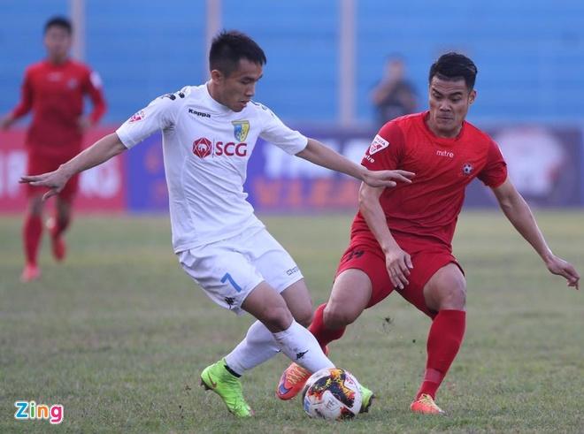 CLB Hai Phong 1-1 CLB Ha Noi: Quang Hai tiep tuc ghi dau an hinh anh 13