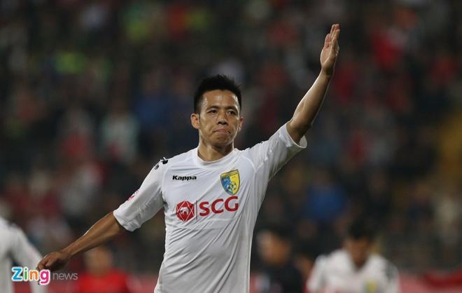 CLB Hai Phong 1-1 CLB Ha Noi: Quang Hai tiep tuc ghi dau an hinh anh 17