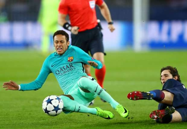 Neymar khong tin Barca se lap ky tich truoc PSG hinh anh 1