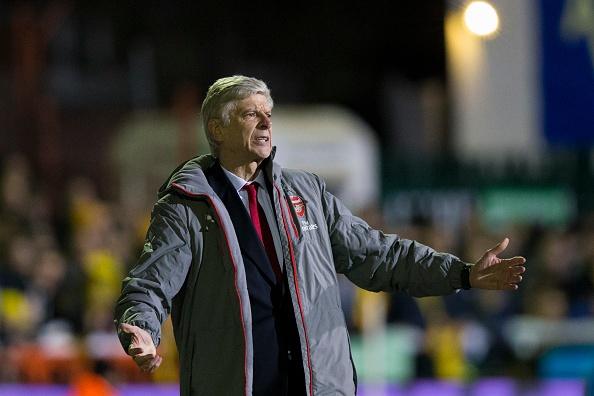 Arsene Wenger muon duoc nhu Sir Alex Ferguson hinh anh 1
