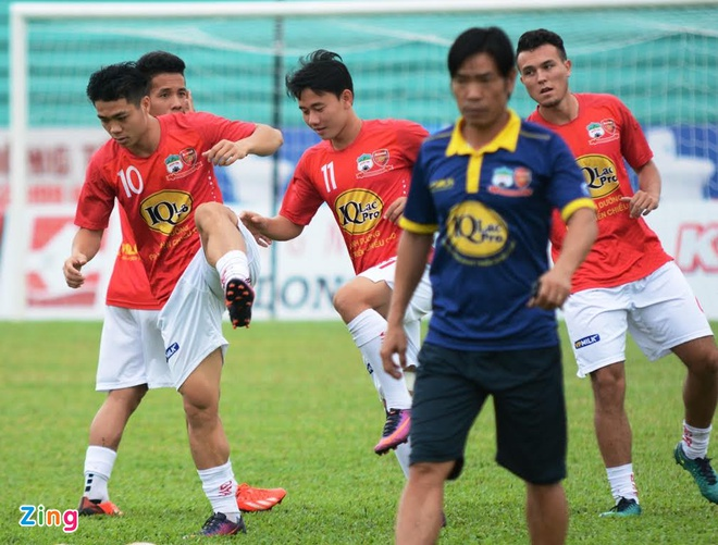 CLB Long An 0-3 CLB HAGL: Cong Phuong, Van Thanh ghi ban hinh anh 9