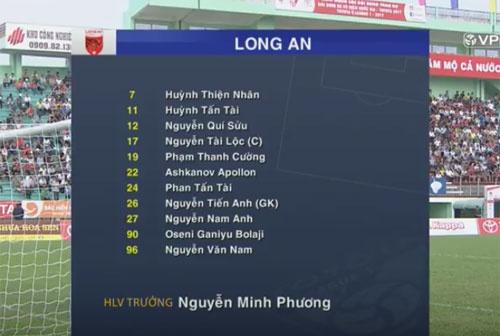 CLB Long An 0-3 CLB HAGL: Cong Phuong, Van Thanh ghi ban hinh anh 16