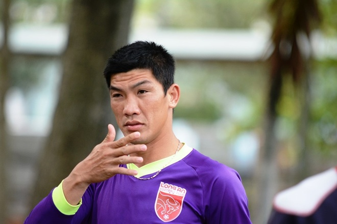 CLB Long An 0-3 CLB HAGL: Cong Phuong, Van Thanh ghi ban hinh anh 4