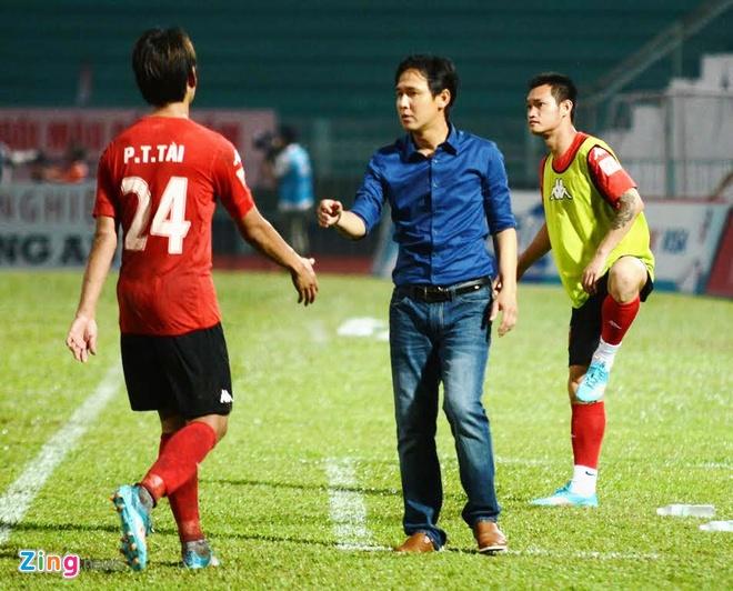 CLB Long An 0-3 CLB HAGL: Cong Phuong, Van Thanh ghi ban hinh anh 23