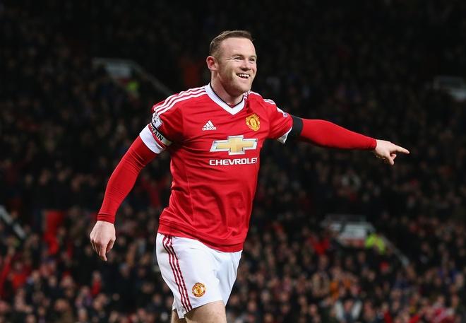 Jose Mourinho thong bao tin vui cho Rooney hinh anh 1