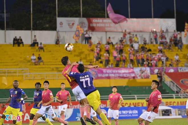 Tuong thuat CLB Sai Gon vs CLB Ha Noi anh 16
