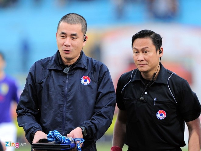 Tuong thuat CLB Sai Gon vs CLB Ha Noi anh 4