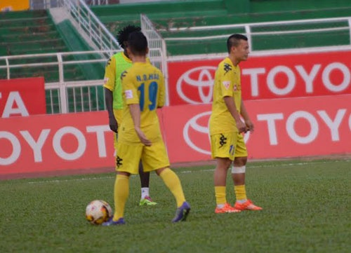 Tuong thuat CLB Sai Gon vs CLB Ha Noi anh 10