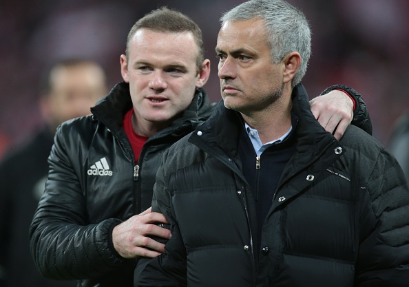 Mourinho tiet lo tuong lai cua Wayne Rooney anh 1