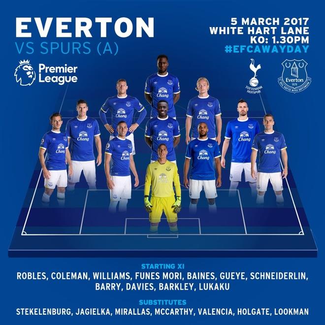 Tottenham 3-2 Everton: Harry Kane dan dau cuoc dua vua pha luoi hinh anh 5