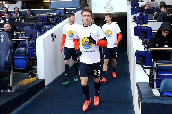 Tottenham 3-2 Everton: Harry Kane dan dau cuoc dua vua pha luoi hinh anh 13