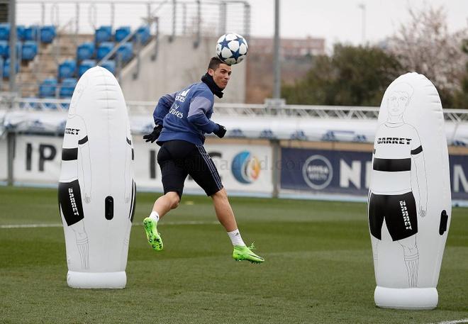 Ronaldo dem tin vui den cho Real Madrid anh 3