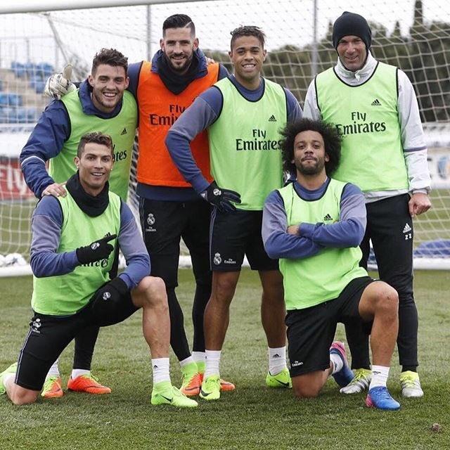 Ronaldo dem tin vui den cho Real Madrid anh 4