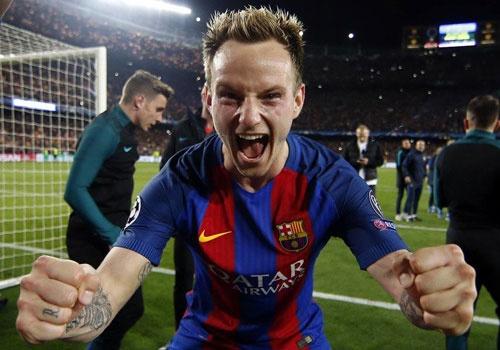 Barca giu chan Rakitic sau ky luc Champions League hinh anh