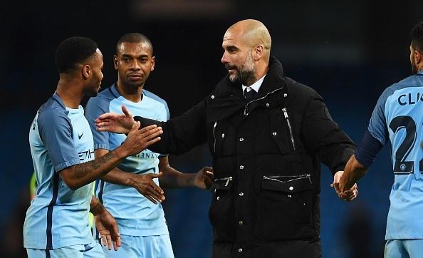 Aguero va David Silva dua Man City vao ban ket cup FA hinh anh 4