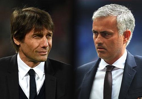 Mourinho treu choc Conte truoc tran Chelsea - MU hinh anh