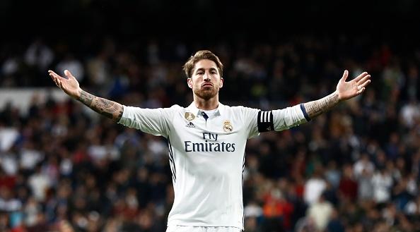 Real Madrid kem xa Barca neu khong co Ramos hinh anh 1
