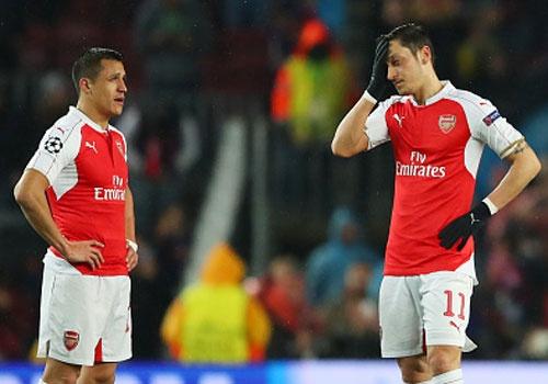 Mourinho bat ngo muon dua Sanchez va Oezil ve MU hinh anh
