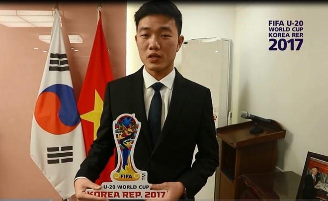 U20 Viet Nam vao bang dau vua suc o U20 World Cup hinh anh 14