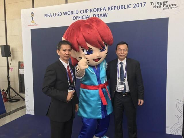 U20 Viet Nam vao bang dau vua suc o U20 World Cup hinh anh 16