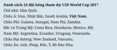 U20 Viet Nam vao bang dau vua suc o U20 World Cup hinh anh 4