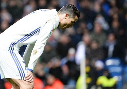 Ronaldo sa sut nghiem trong o Champions League mua nay hinh anh