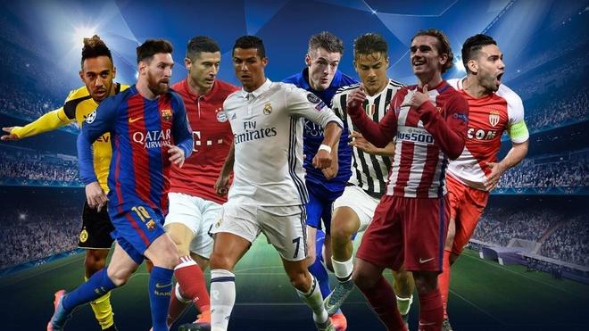 Tu ket Champions League: Bayern gap Real, Juve dung do Barca hinh anh 2