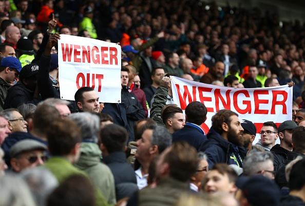 Cau thu Arsenal ung ho Wenger ky hop dong moi hinh anh 1