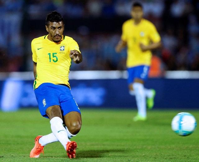 Tran Uruguay vs Brazil anh 9