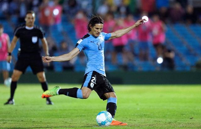 Tran Uruguay vs Brazil anh 7