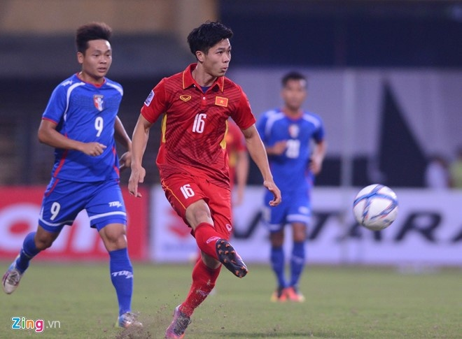 Afghanistan 1-1 DTVN: Cong Phuong da phat, Van Toan ghi ban hinh anh 2
