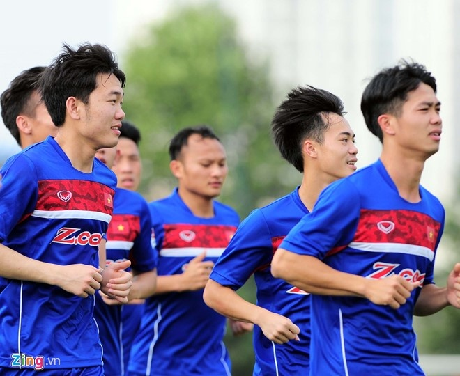 Afghanistan 1-1 DTVN: Cong Phuong da phat, Van Toan ghi ban hinh anh 14