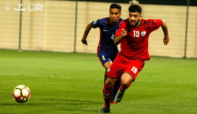 Afghanistan 1-1 DTVN: Cong Phuong da phat, Van Toan ghi ban hinh anh 15