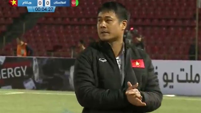 Afghanistan 1-1 DTVN: Cong Phuong da phat, Van Toan ghi ban hinh anh 16