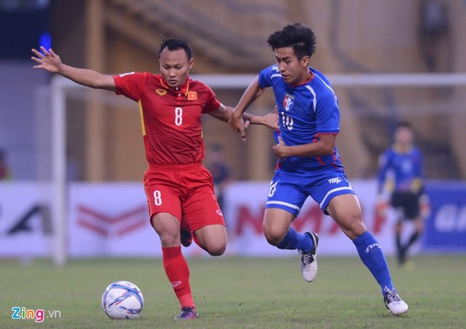 Afghanistan 1-1 DTVN: Cong Phuong da phat, Van Toan ghi ban hinh anh 5