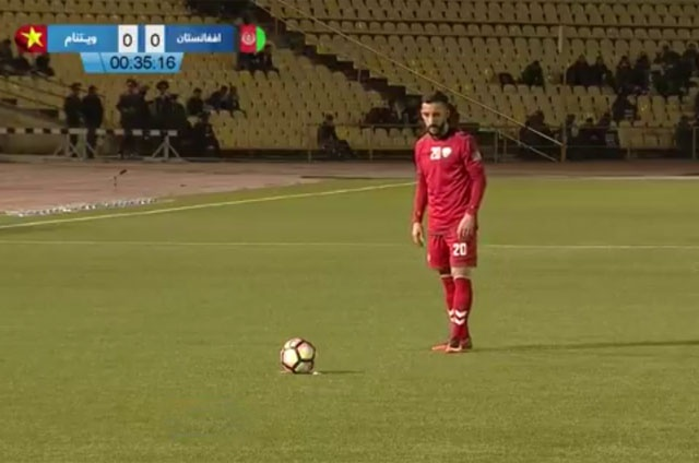 Afghanistan 1-1 DTVN: Cong Phuong da phat, Van Toan ghi ban hinh anh 18