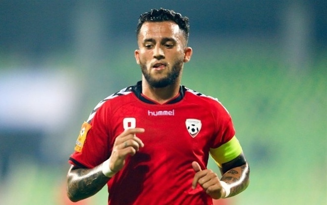 Afghanistan 1-1 DTVN: Cong Phuong da phat, Van Toan ghi ban hinh anh 6