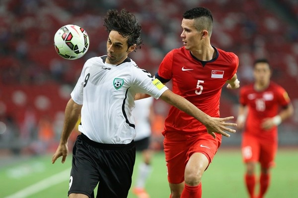 Afghanistan 1-1 DTVN: Cong Phuong da phat, Van Toan ghi ban hinh anh 7