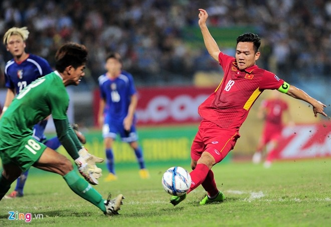 Afghanistan 1-1 DTVN: Cong Phuong da phat, Van Toan ghi ban hinh anh 8