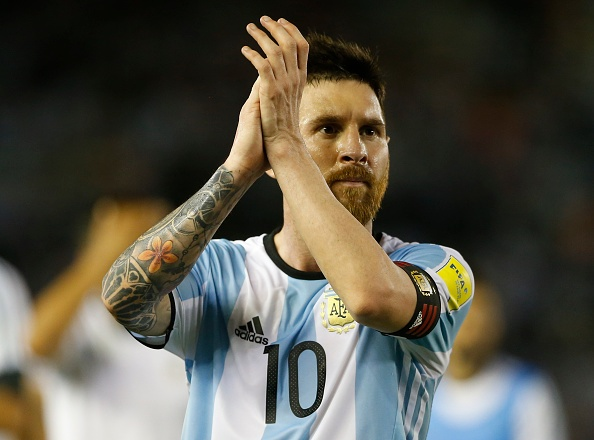 Messi co the vang mat o World Cup anh 1