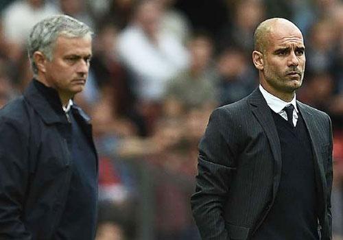 Guardiola va Mourinho phan doi lich giao huu lo bich hinh anh