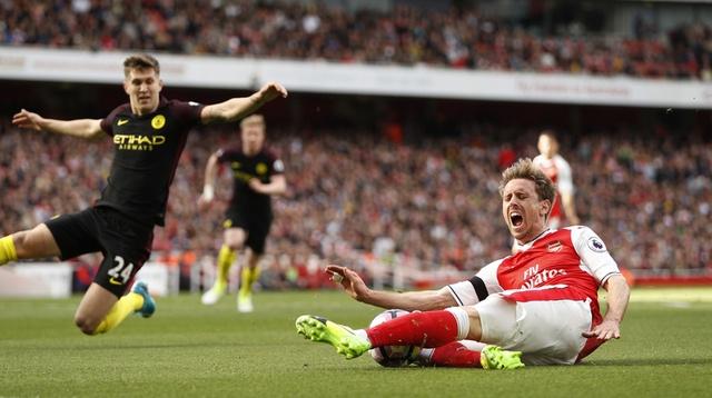 Tran Arsenal vs Man City anh 24