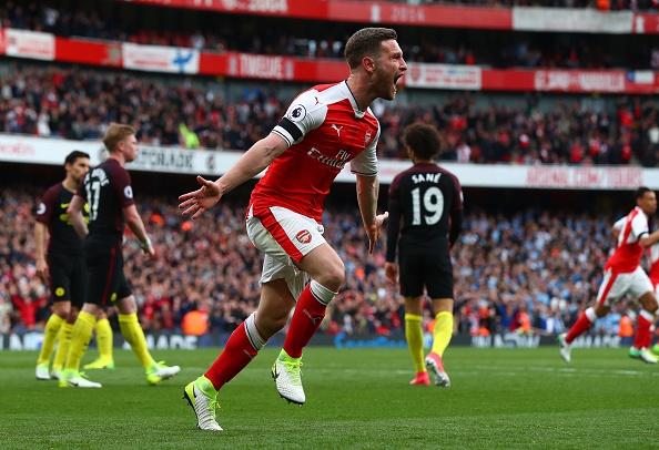 Arsenal vs Man City (2-2): Ruot duoi ty so kich tinh hinh anh 1