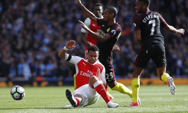 Tran Arsenal vs Man City anh 27