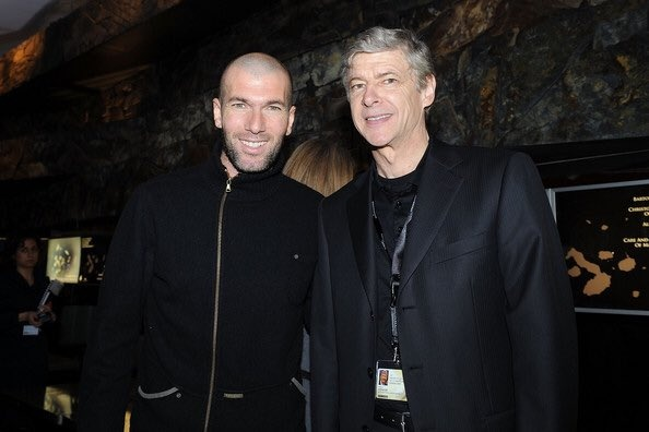 Wenger duoc trao co hoi thay the Zidane anh 1