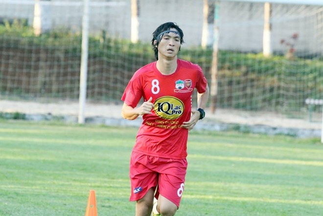 CLB HAGL 2-3 CLB Thanh Hoa: Cong Phuong ghi ban va kien tao hinh anh 9