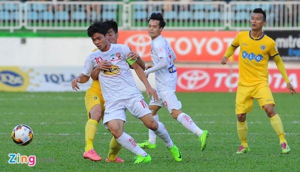 CLB HAGL 2-3 CLB Thanh Hoa: Cong Phuong ghi ban va kien tao hinh anh 23