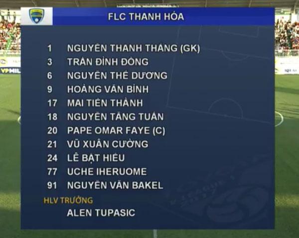 CLB HAGL 2-3 CLB Thanh Hoa: Cong Phuong ghi ban va kien tao hinh anh 19