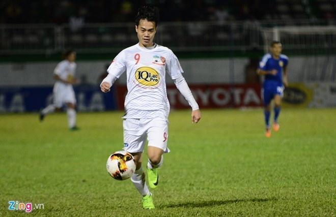 CLB HAGL 2-3 CLB Thanh Hoa: Cong Phuong ghi ban va kien tao hinh anh 6