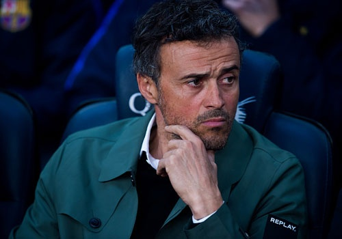 Enrique khong muon mat giac ngu trua vi tran Real - Atletico hinh anh